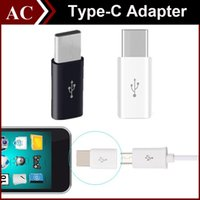 Wholesale Mini Micro USB Female to Type C Male Cable USB Adapter Charger Data Sync Converter For Macbook Samsung Note Xiaomi Nokia N1 OnePlus