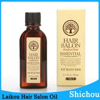 Wholesale Cheap LAIKOU Haircare PURE ml Morocco Argan Oil Glycerol Nut Oil Hairdressing Hair Care Essential Moroccan Oil
