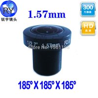 Wholesale F2 mm MP HD wide angle degrees super wide angle lens fisheye lens sport camera lens M12 mount lens MP