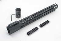 Wholesale Tactical Ultralight inch Key mod Picatinny Rail for AR15 M4 M16 Free Float Handguard