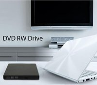 Wholesale External DVD burner USB CD RW DVD RW ROM DL High speed cassette mechanism Burner Computer x Drive Recorder Optical Drive Burner Player