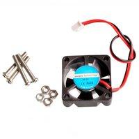 Wholesale Raspberry Pi CPU Fan Active Cooling Fan for Customized Acrylic Case Support raspberry pi model B Plus B Raspbery Pi