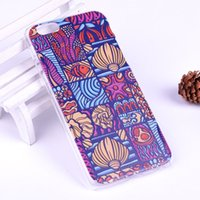 abstractionism painting - 2015 New Abstractionism Art Phone Case For Apple iPhone Oil Painting Design For Iphone inch Phone Accessories X60 CA1175W