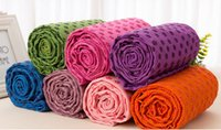 absorbent towel manufacturers - Environmental protection resin microfiber spread towels non slip yoga yoga mat absorbent sterile fitness carpet manufacturers selling