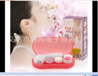 Wholesale New style cleansing instrument beauty instrument cleaning whitening face washing machine massage facial cleanser