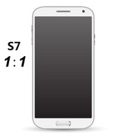Wholesale Goophone S7 Cellphone G930 MTK6580 show bit octa core Android M RAM G ROM Show G LTE Cellphone