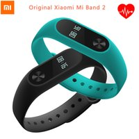 apple monitor sale - Hot Sale Original Xiaomi Mi Band MiBand Smart Heart Rate Monitor Fitness Wristband Bracelet Tracker OLED Display Screen Mi2