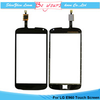 nexus 4 - For LG Google Nexus LG E960 Front Touch Screen Glass Repair Replacement Part Outer Cover Screen Touch Panel