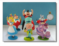 alice collections - Alice in Wonderland Action Figures Model Collection Model toys cm action figure decoration toys children best festival gifts set