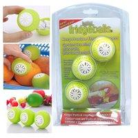 Wholesale Fridgeballs set insurance balls for fruit vegetable Deodorant Preservation of the ball Antibacterial keep produce fresher longer