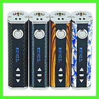 Wholesale 100 Original Eleaf Istick W TC Mod Variable Wattage Watt Istick TC W Mah Battery Capacity Eleaf Istick W Kit Free DHL