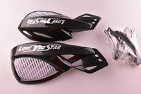 Wholesale Freeshipping Motorcycle Hand Guards quot mm mm For Yamaha Honda Harley Suzuki Kawasaki BMW Ducati Dirt bike ATV KTM