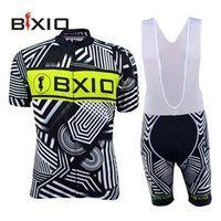 brand clothes cheap - BXIO Brand Cycling Jersey Summer Compressed Geometric Pattern Cheap Clothes With High Quality New Arrival BX H049