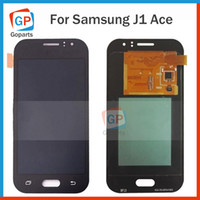 Wholesale LCD Screen For Samsung Galaxy J1 Ace J110M J110F J110G J110L Original Touch Digitizer Assembly Replacement Black White