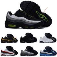 Hot Sale Nanotechnology Air Cushion Chaussures de Course 95 KPU Sport Chaussures Homme Cheap Homme Greedy Sneakers