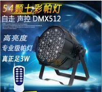 Wholesale DJ Disco hot selling stage lighting x w rgbw LED par light up dance stages