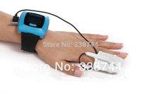 Wholesale CMS F Health Medical Wrist Pulse Oxygen Saturation SPO2 Monitor Ox Oxi Oximeter Oximetro de Pulso Oximetry PR Monitor Heart