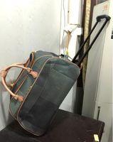 Wholesale Designer Brand Travel Bag Rolling luggage High Quality Canvas Rolling Travel Bag Bag Designer Brand Suitcase