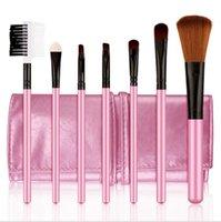 beautiful goats - 2016 new Makeup Brushes tools Set Kit Beautiful Professional make up brush sets With bag DHL