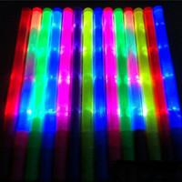 Wholesale Star Wars lightsabers Electronic Lightsaber Led Flashing Light Sword Toys for Children Luminous Sticks LED Cheer Props