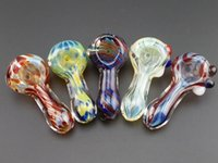 bean types - Hot Item Triple Bean Glass Pipes Genres for Selection Smoking Pipes Batch Selling Accepted factory price