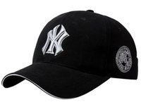 Wholesale 5 Color Yankees Hip Hop MLB Snapback Baseball Caps NY Hats MLB Unisex Sports New York Adjustable Bone Women Casquette Men Casual Headware