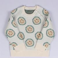 Wholesale 2016 Children Sweaters Pullover Baby Boys Girls Hoodie Cartoon Cotton Long Sleeve Cardigan Kids Autumn Winter Clothing Jacket Tops Tees
