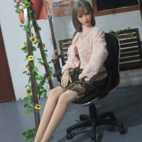 Cheap New 165cm life like full silicone sex doll toy product for man real metal skeleton adult sexy big breast vagina pussy oral Asian