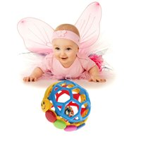 Wholesale New Baby toys Kids Educational ToysBendy Ball Toddlers Fun Multicolor Activity toy Brand high quality