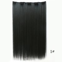 auburn hair color shades - The new Brazil best selling spot new clip hair shade wigs and hair pieces a chip five card clip hair wigs