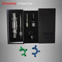Wholesale 2016 Nectar Collector mm Top Grade nector collector Glass Bongs for Water Smoking Pipes in stock