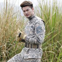 Wholesale Tactical Camouflage Uniform Clothes Suit Men US Army Multicam Combat tactical jacket sets CS paintabll hunting clothing