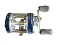Wholesale Ming Yang CL50 Blue Bait cast Reel Fishing Reel BB Right handed Gear Ratio