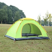 Wholesale Outdoor People Fully Automatic Tents Camping Leisure Tents