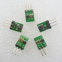 Wholesale 5pcs DD0503MA Ultra mini DC V V V to V DC DC Step Down Converter Buck Module for ESP8266 CC1101 SI4432 SI4463