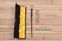 Wholesale factory proce Styles Cosplay Marrychistmas Halloween Harry Potter magic of harry potter magical wand with a Gift Box about CM