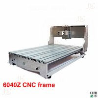 aluminium casting machine - CNC Z engraving machine frame with ball screw cnc frame aluminium cast optical axis bearing clamp