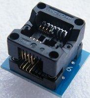 audi socket - Cardiagnostics pc mil DIP8 Test Socket SOP8 SOIC8 SO8 to DIP8 Programming Adapter mm pitch