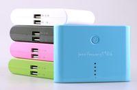 bank sample - Sample Order New mAh Power Bank Charger Waterproof Phone External Battery Dual USB Powerbank for Iphone plus s
