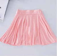 Wholesale women divided skirt pantskirt summer modal large size Culotte mini Skirts shorts plus size