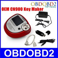 auto identify - A Quality Professional Auto Key Programmer OEM CN900 Transponder Key Works For Multi Brand Cars Remote Control Identified