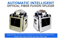 Wholesale Fiber Optical Sumitomo Fusion Splicer ftth optical splicer machine hot fiber fusion splicing machine AI