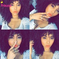 Wholesale 150 Density Top Grade A Kinky Curly Full Lace Wigs Virgin Mongolian Human Hair Wig Lace Front Wig Jerry Curl Glueless Lace Wig