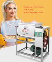 automatic pasta machines - Commercial Automatic Dough Mixer kg kg kg Flour Mixer Stirring Mixer The pasta machine Dough kneading hosalei