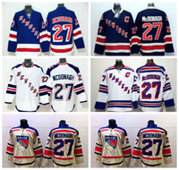 army rangers - New York Rangers Ryan McDonagh Ice Hockey Jerseys Stadium Series Winter Classic Ryan McDonagh Jersey Blue White Beige Gray Camo