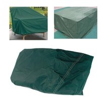 animal furniture covers - New Durable breathable Square shape RECT indoor Outdoor Furniture Waterproof Cover Patio Dining Coffee Table Chair Shelter