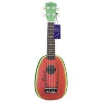Wholesale IRIN Inch Basswood Soprano Watermelon style Ukulele String Uke Summer Fret