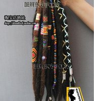 Wholesale Reggae Dance Sports wig color measurement ofdynamism hair wig