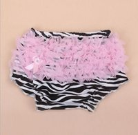 Wholesale European American style summer lovely girls shorts girls lace shorts kids birthday party PP pants