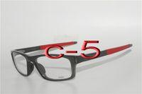 Wholesale New Prescription RX Sports Glasses Eyeglasses Frames CROSSLINK OX8037 Satin Midnight OX8037 OX men frames